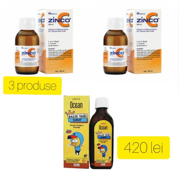 2*ZincoC+Ocean Omega 3